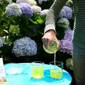 07 Serve em copos de vidro