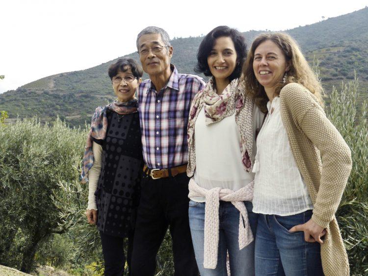 Os quatro Douro